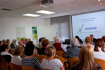 VIII Reunión de Trabajo de la REDAV